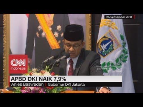 APBD DKI Jakarta Naik 7,9% Mp3