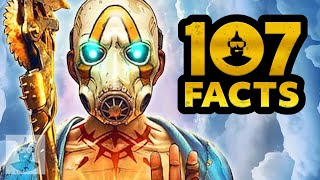 107 Borderlands 3 Facts You Should Know | The Leaderboard