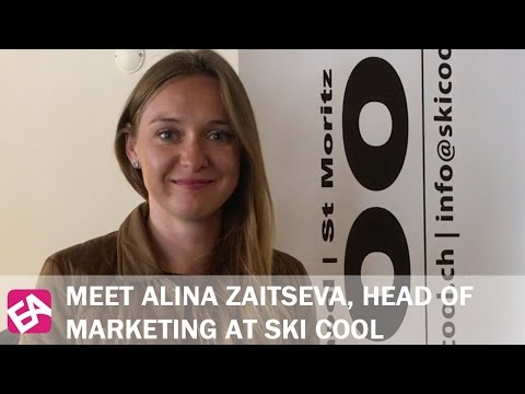 Meet Alina, Head of Marketing at Ski Cool