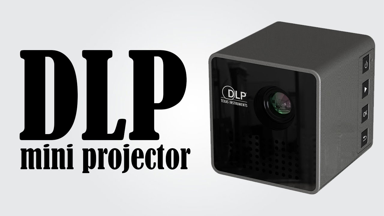 docooler p1 mini projector youtube