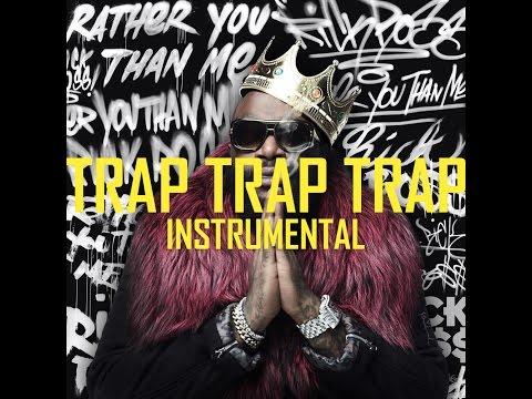 Rick Ross - Trap Trap Trap Instrumental - Reprod. Royal Raven Music