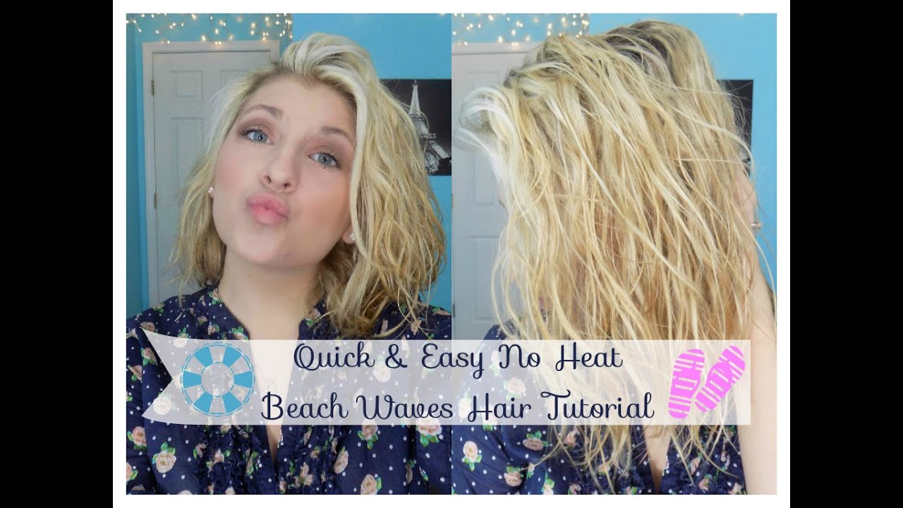 Beach Waves with NO heat! - YouTube