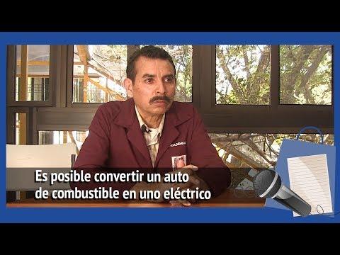 Convertir un auto de gasolina a elctrico (2018)