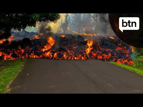 Hawaii's Kilauea Volcano - Behind the News