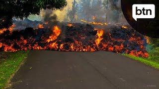 Download Hawaii's Kilauea Volcano - Behind the News