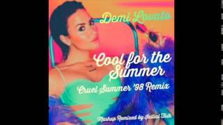 Demi Lovato - Cool For The Summer (Cruel Summer '98 Remix) @InitialTalk Video