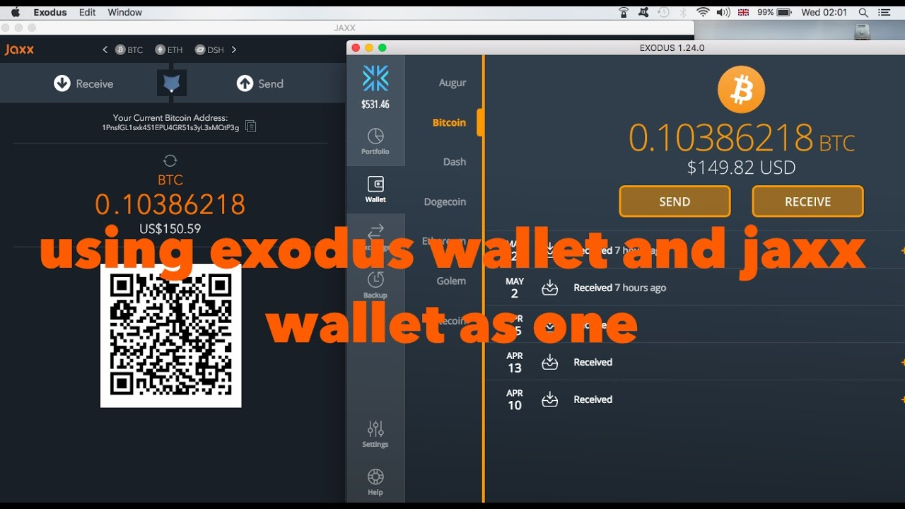 how to open a cryptocurrency wallet