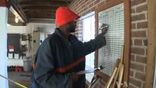 Prison Work Farm Rehabs Inmates, Horses