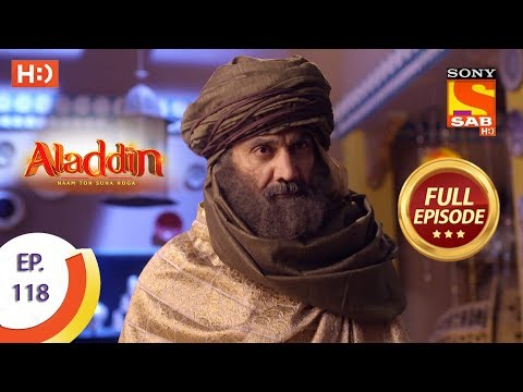 Aladdin - Ep 118 - Full Episode - 28th January, 2019