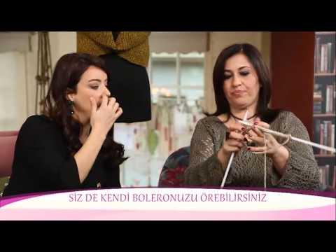 Alize Fashion Boucle ile Kolay Yelek Yapımı-Making Vest with Alize Fashion Boucle