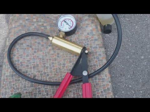 набор для прокачки тормозной жидкости