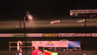 Lucas Oil MLRA Highlights @ Park Jefferson Speedway 05/30/15