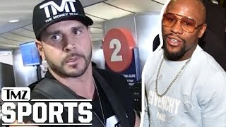 Floyd Mayweather's Bodyguard Shot In Atlanta | TMZ Sports