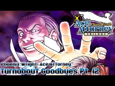 Ace Attorney Trilogy - Phoenix Wright: Ace Attorney - Turnabout Goodbyes Pt. 12 |