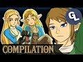 Zelda Comic Dub Compilation - GabaLeth