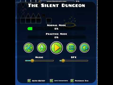 The Silent Dungeon Preview 3.2 (NOCLIP)