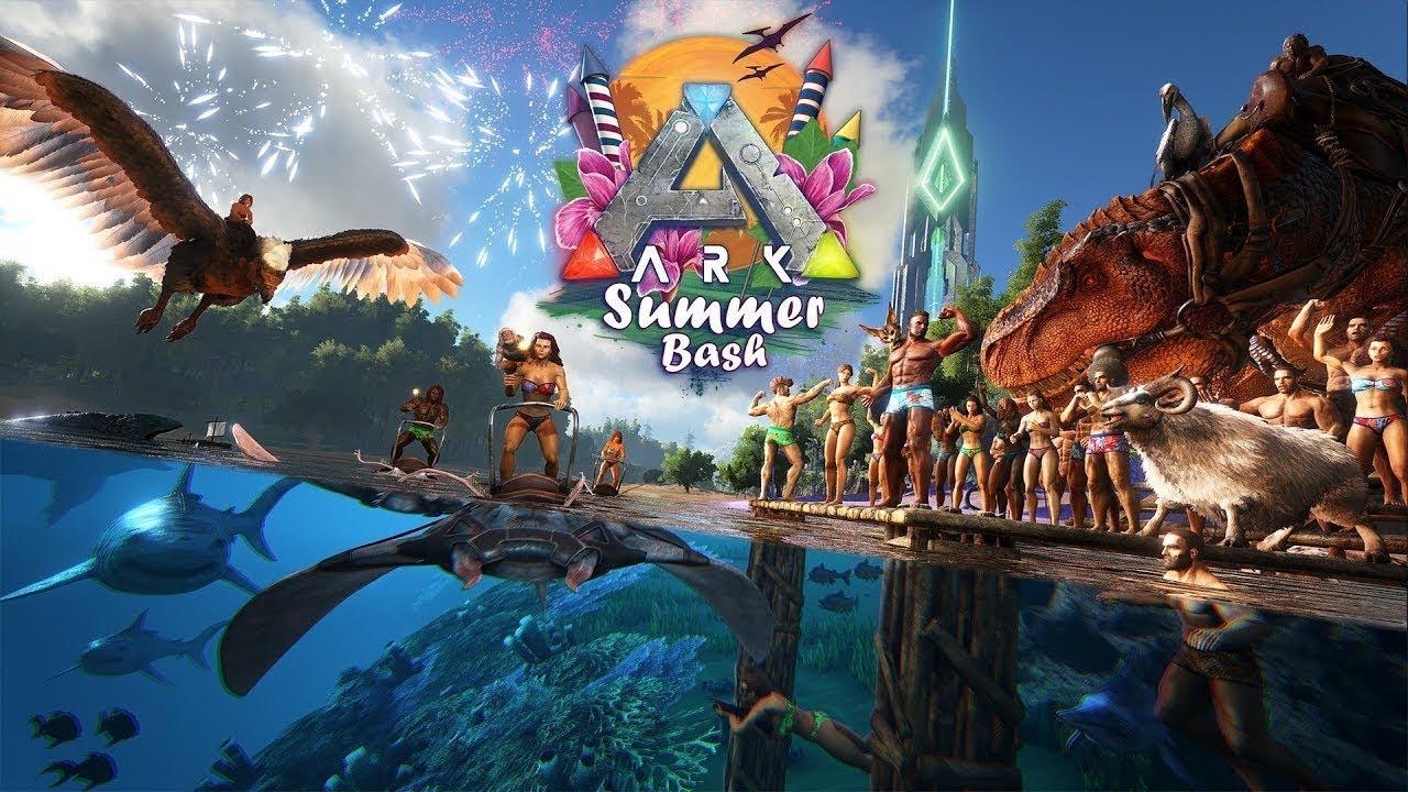 夏イベ満喫 ラグナ Summer Bash 2019 Ark Philo Let S Play Index