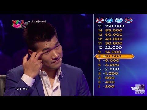 Tạ Quang Thắng - Ai Là Triệu Phú (VTV3 - 13.2.2018)