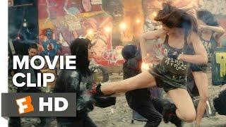 Tokyo Tribe Movie CLIP - Battle (2015) - Tomoko Karina, Akihiro Kitamura Movie HD