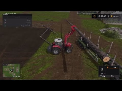 PS4 FS17 Grass Growth Gone Mishap