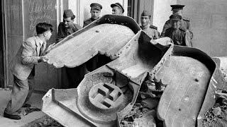 Куда исчез Гитлер в 1945 году. Мифы Фюрербункера. Секретные истории.