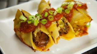 Stuffed Shell (jumbo Pasta Shell) Recipe