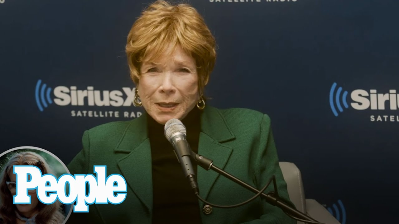Sally Field and Shirley MacLaine play word association   The Jess Cagle Interview   People