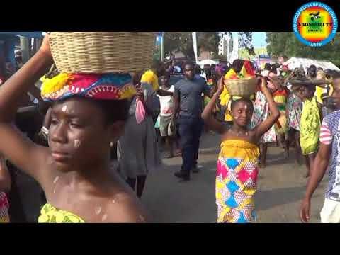 Osu Homowo Festival  2017