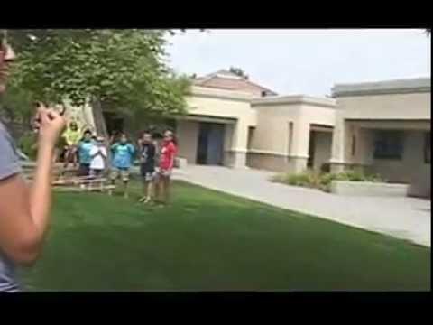 Palm Middle School 1st Annual PUMA FUN RUN promo vid