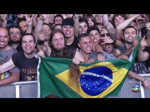 Metallica - Live in Rio de Janeiro, Brazil (2011) [1080i HDTV Broadcast]
