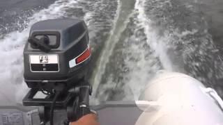 mariner yamaha 8 sniardwy