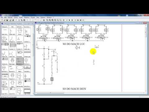 HD sử dụng fluidsim kết hợp Step 7 MicroWin V4.0 và PC-SIMU