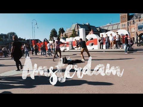 AMSTERDAM 2017 | Canon 6D + Hero 5