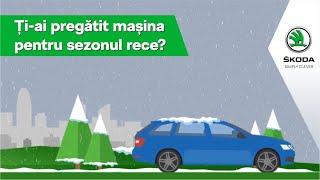 Verificarea de iarnă ŠKODA