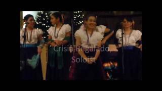 Ruega por nosotros-Harmonies Girls Choir,Crisia Regalado, Antonio Espinal