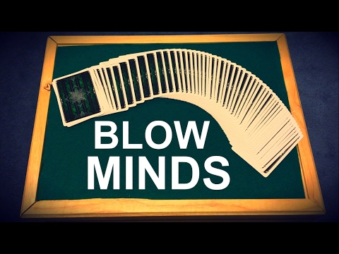 Blow Minds With This Impossible Card Trick