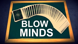 Gambar cover BLOW MINDS with This Impossible Card Trick!