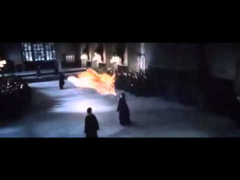 Severus Snape vs Minerva McGonagall HP7 - YouTube Dumbledore Vs Snape