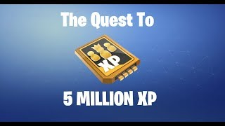 Fortnite save the world, the quest to 5 million survivor xp (yes im crazy)Part 2