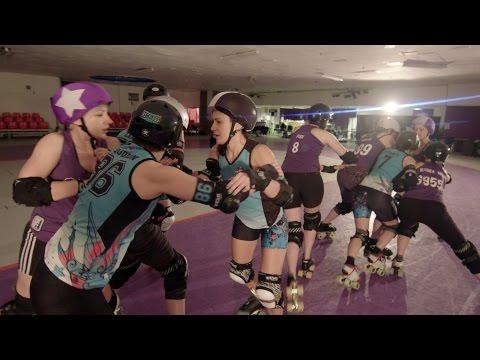 ROLLER DERBY: Skate Fast, Hit Hard a documentary