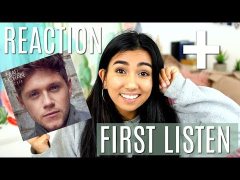 Reaction and First Listen || Niall Horan...