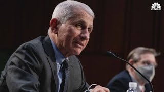 Dr. Anthony Fauci in heated exchange with Sen. Rand Paul