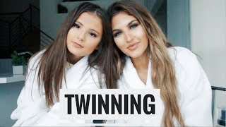 TWINNING WITH HAY | Paige Danielle
