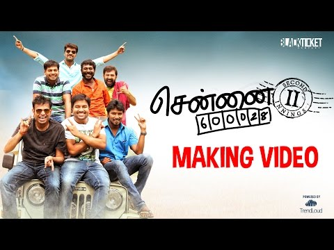 Chennai 28 II Innings | Making Video - Fun...