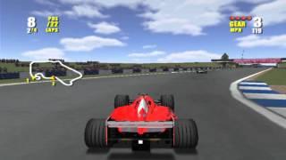 F1 Championship Season 2000 PS2 Gameplay HD