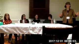 11. 30. 17 Community Leadership Series Panel