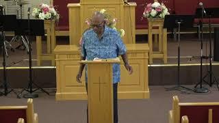 GCC Bible Study - July 19, 2021
