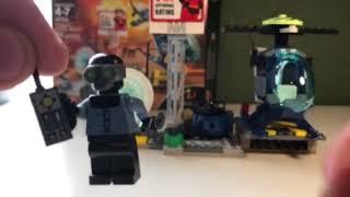 Lego Incredibles 2 Elastigirl's Rooftop Pursuit review