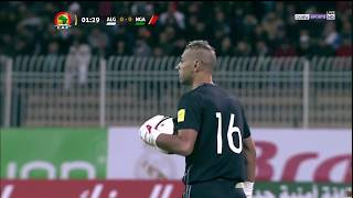 Algeria vs. Nigeria [FIRST HALF] (2018 World Cup Qualification)