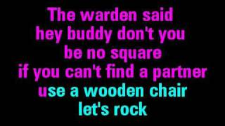 Jailhouse Rock Karaoke Elvis Presley - You Sing The Hits